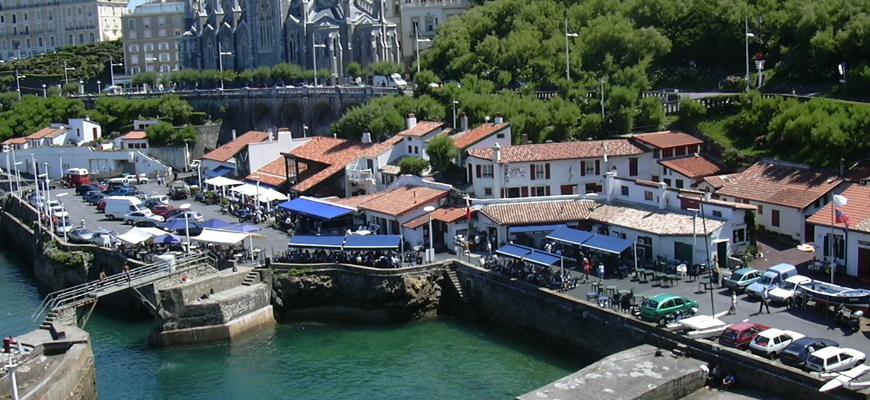 Louer à Biarritz