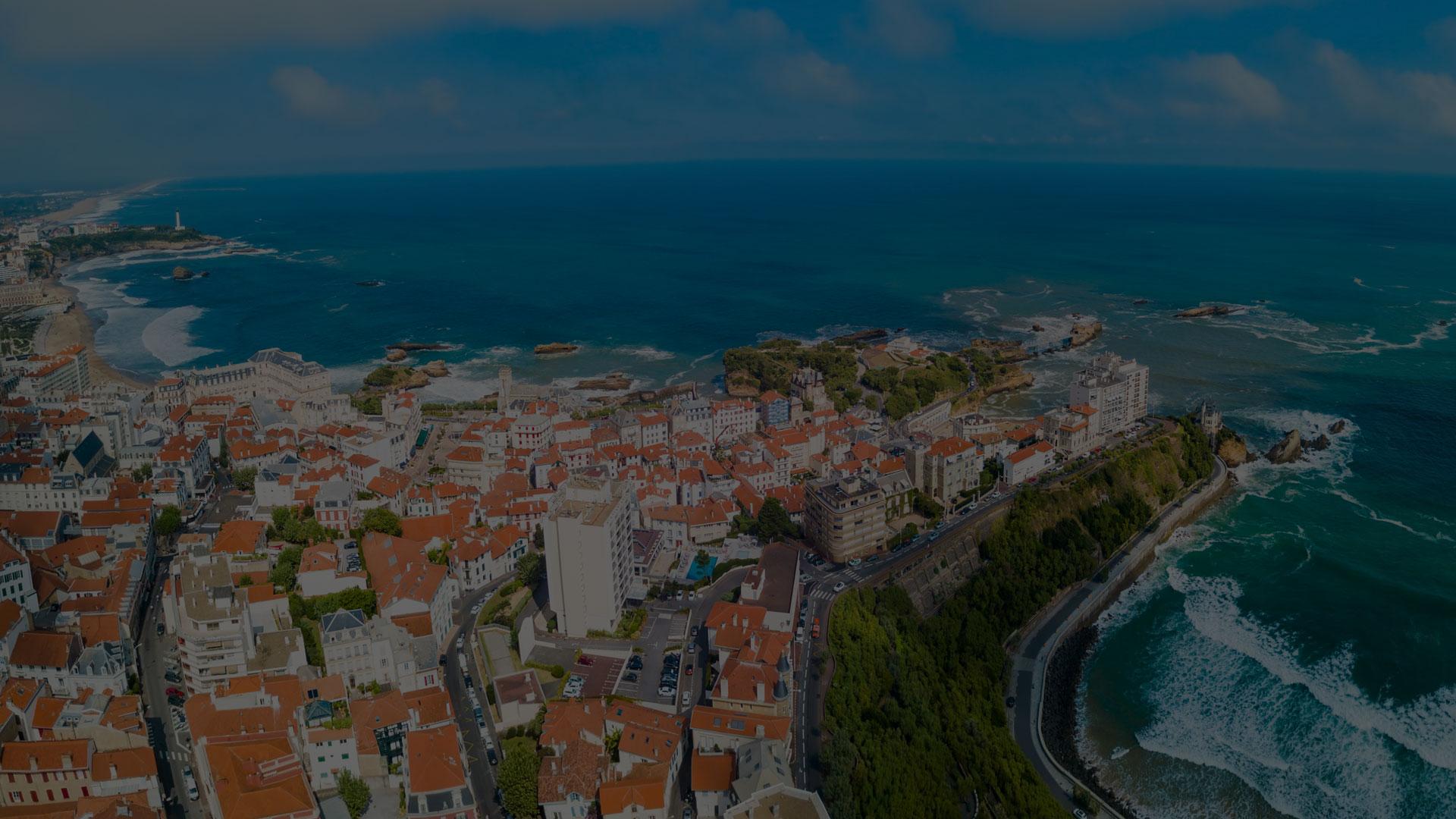 vacances à Biarritz